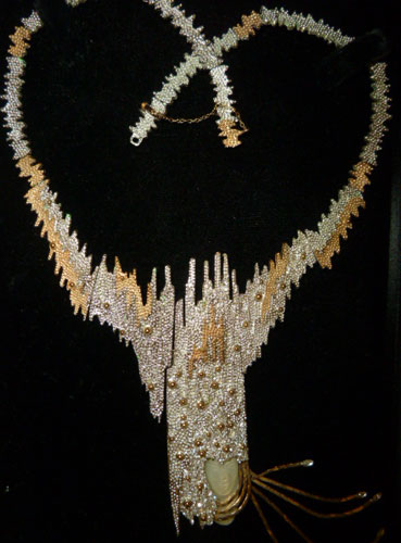 Sophistication Necklace: State II 1984