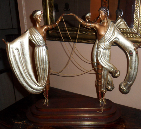 Wedding Bronze Sculpture 1986