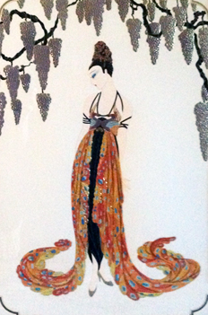 Feather Gown 1985