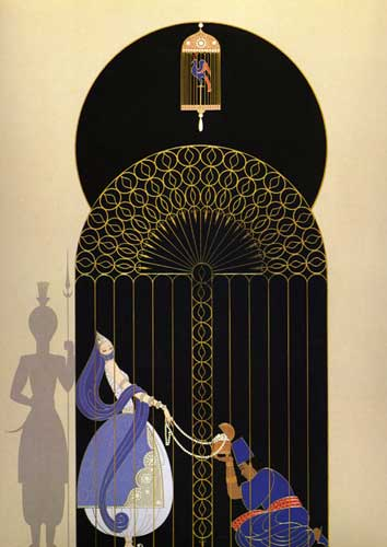 Bird in a Gilded Cage 1989