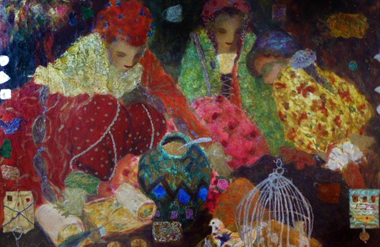 Untitled # 3 Impressionism - Vidan Gallery - 165088