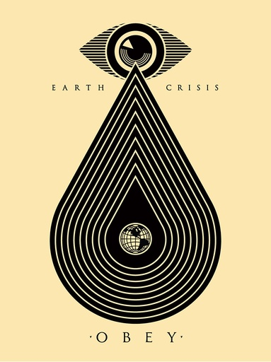 Obey Giant Earth Crisis - Cream 2014