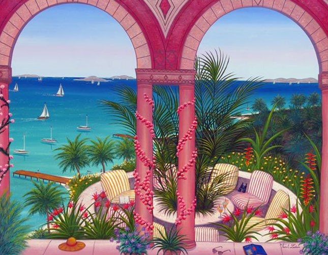 Apertif Tropical 1993 22x28