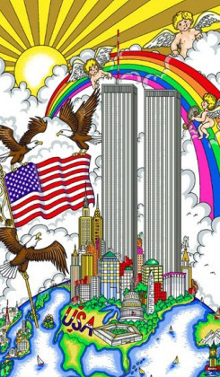 United We Stand, New York Twin Towers 2001
