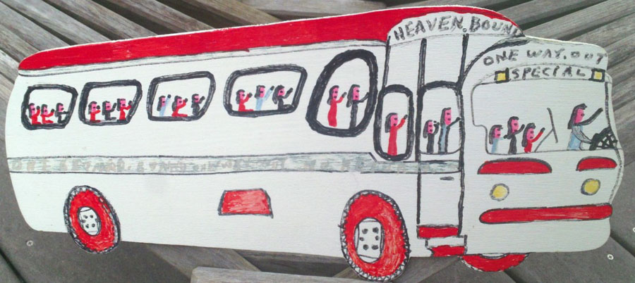 Heaven Bound Bus - One Way Out Special 1998