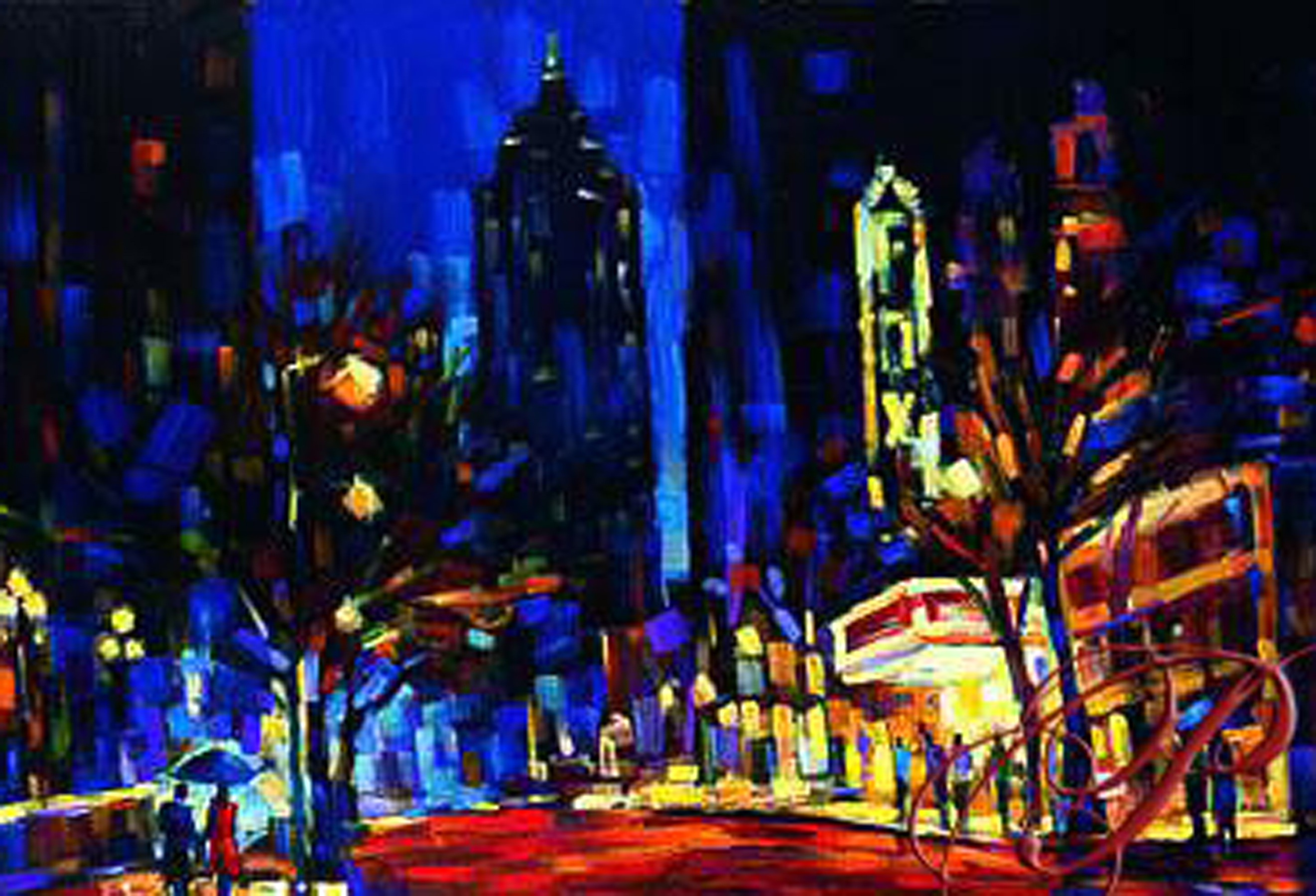 Night At the Fox 2005 Embellished