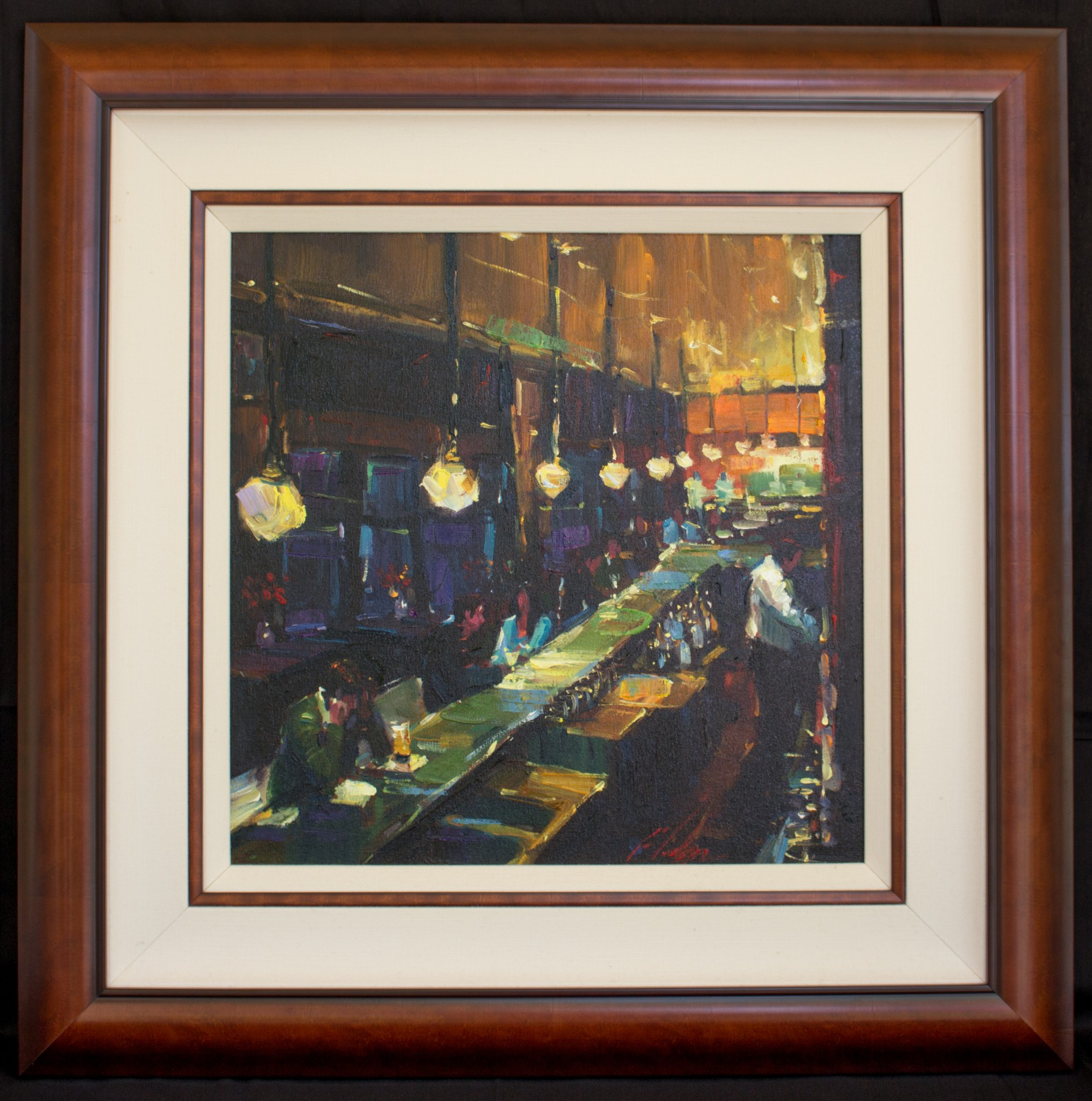 Sunday Irish Coffee 2008 28x28