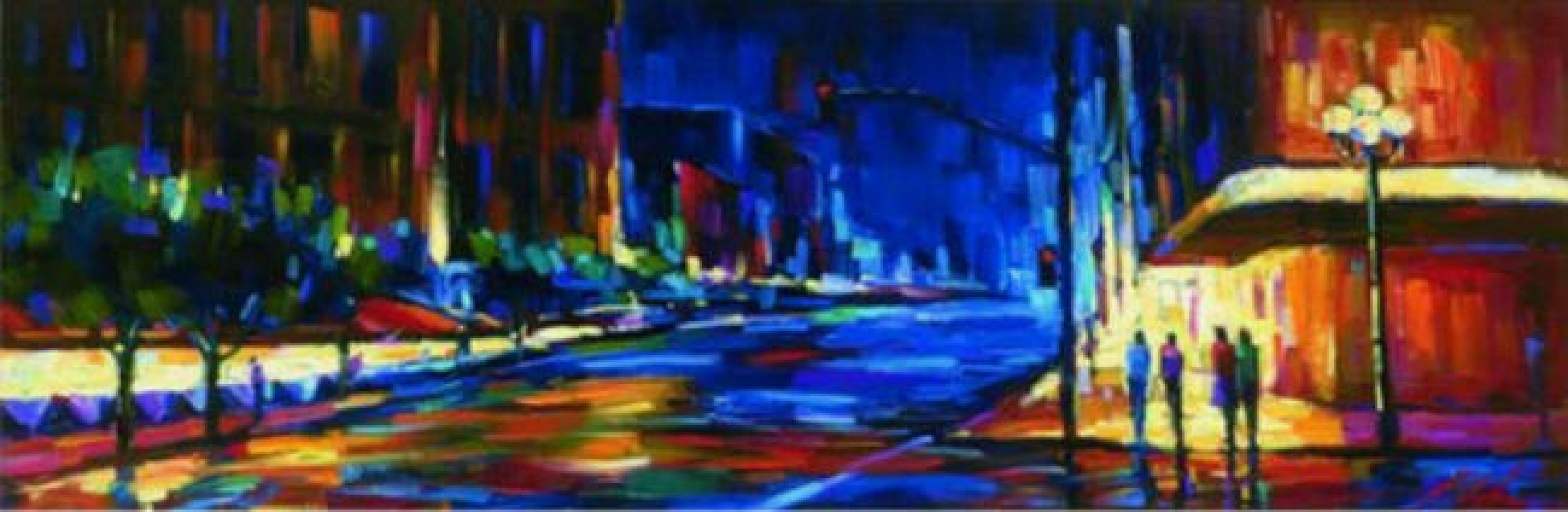 Uptown  2006 by Michael Flohr