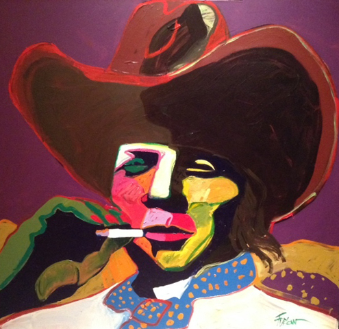 Johnny Ringo 40x40