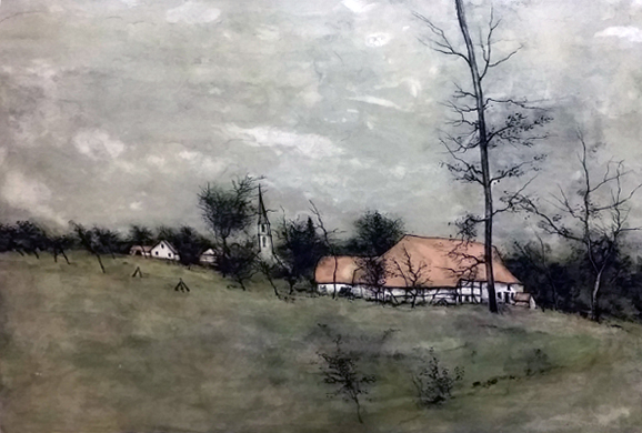 Untitled (Cottage) 1980