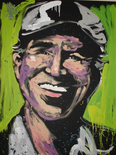 Jimmy Buffett 2011 72x60