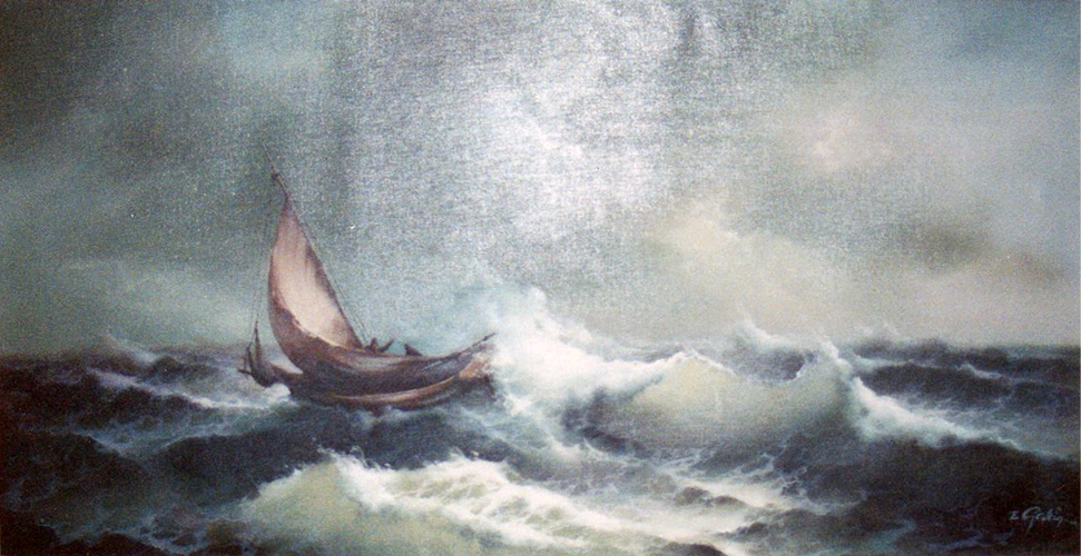 Untitled Seascape 1962