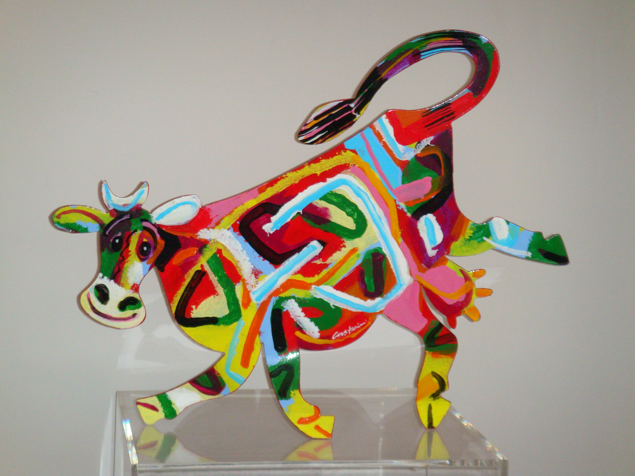 Medium Cow Sculpture 2008
