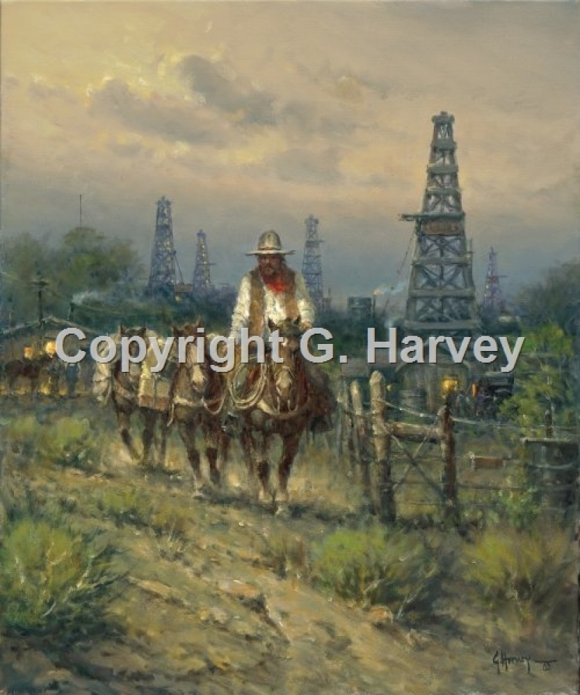 Oil Field Cowhands 2009