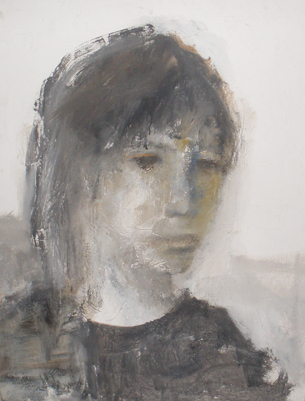 Young Woman 1965 42x33
