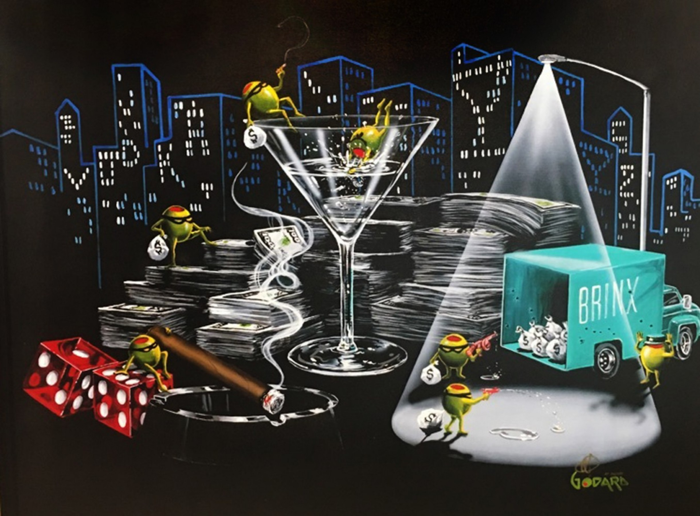Michael Godard - Park West Gallery |Micheal Godard Art