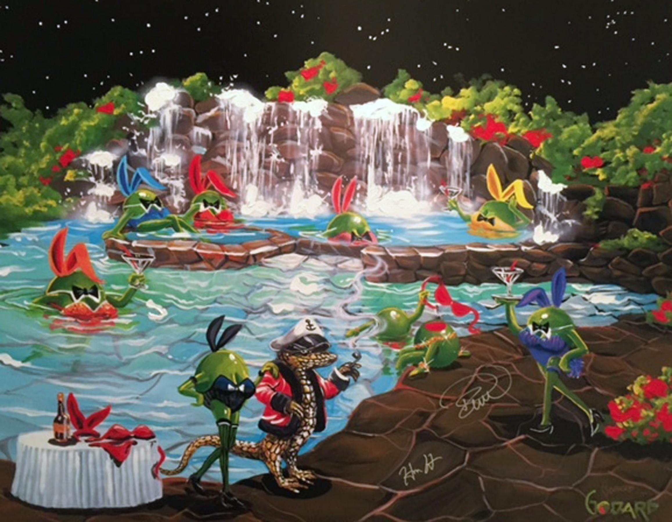 Michael Godard Art For Sale