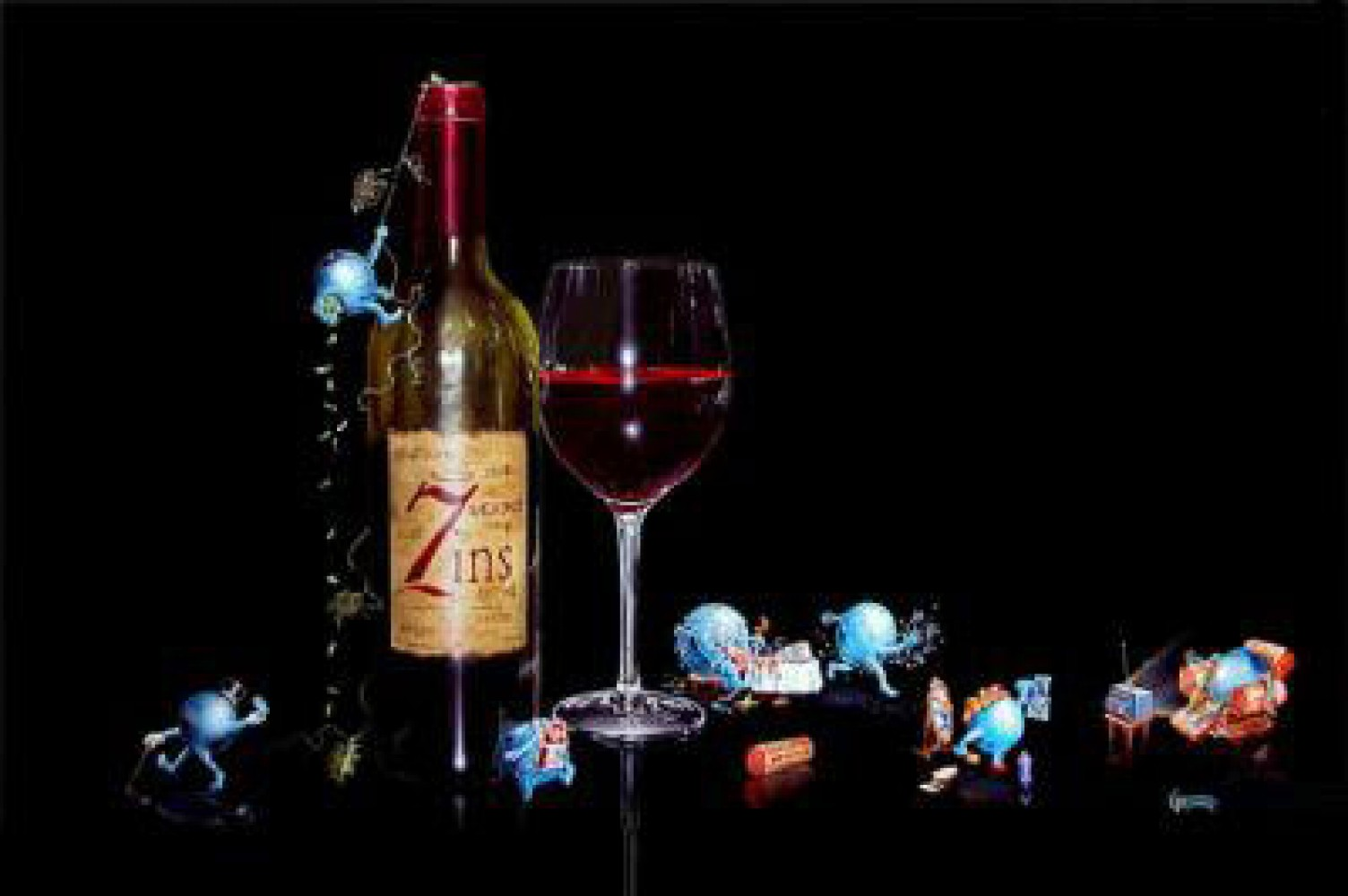 7 Deadly Zin's 2003