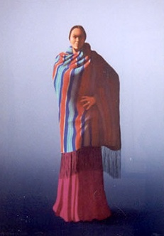 Navajo Dancer 1990