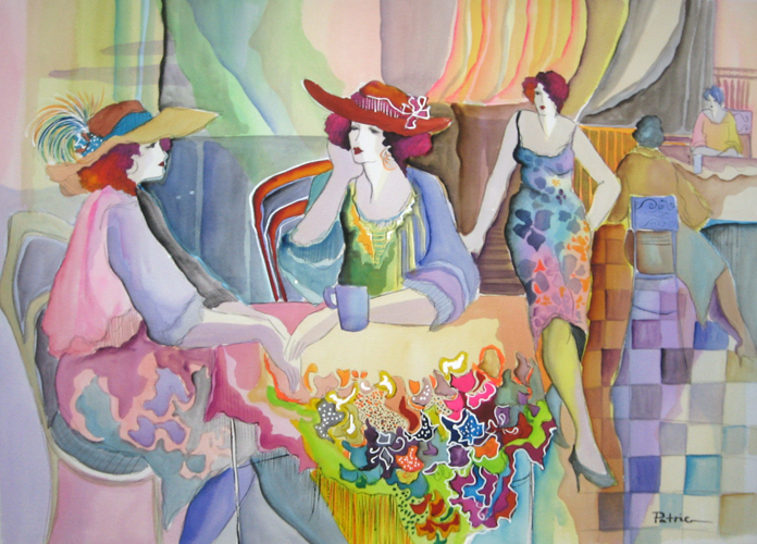Untitled Women at Table 1979