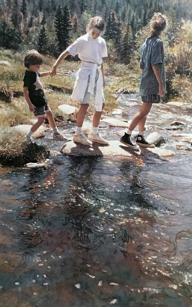 Stepping Stones  1992