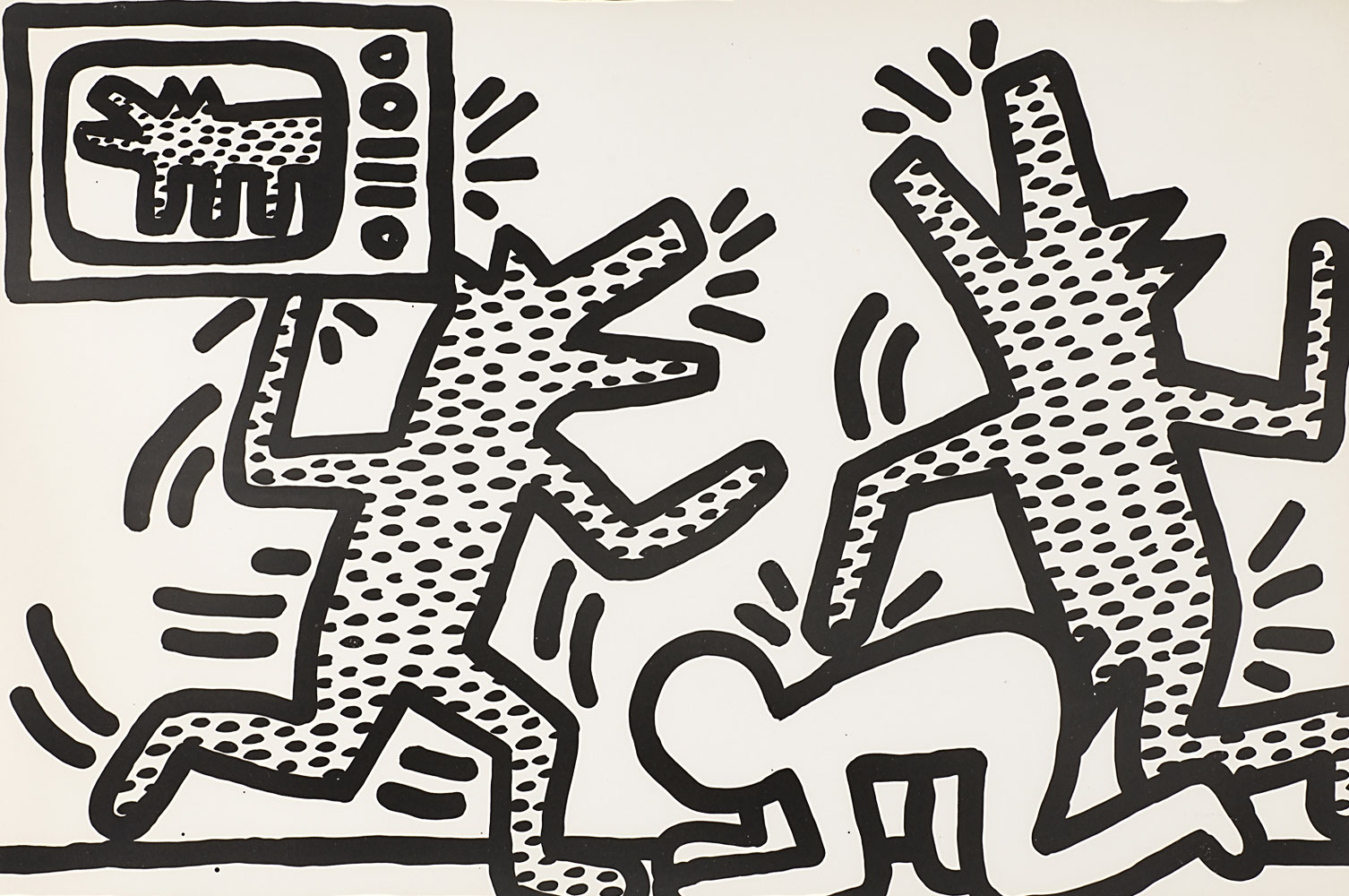 Untitled Lithograph (3) 1982