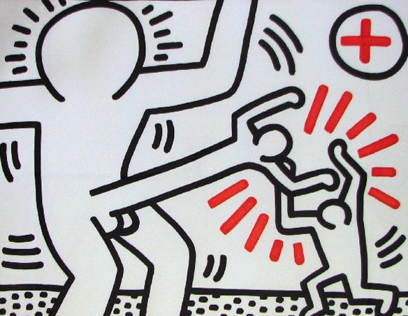 Keith Haring Art for Sale