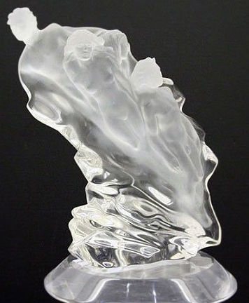 Passages Acrylic Sculpture 1987