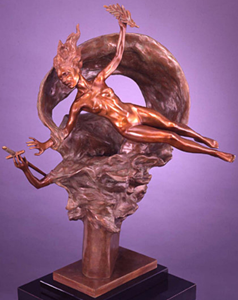 Liberty And Sacrifice Bronze 1997
