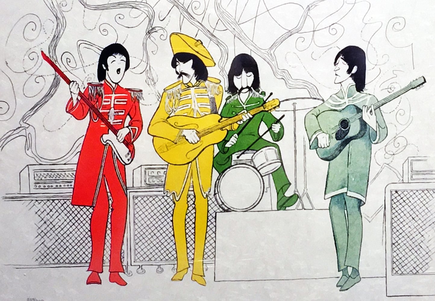 Sgt. Pepper (Beatles) 2002