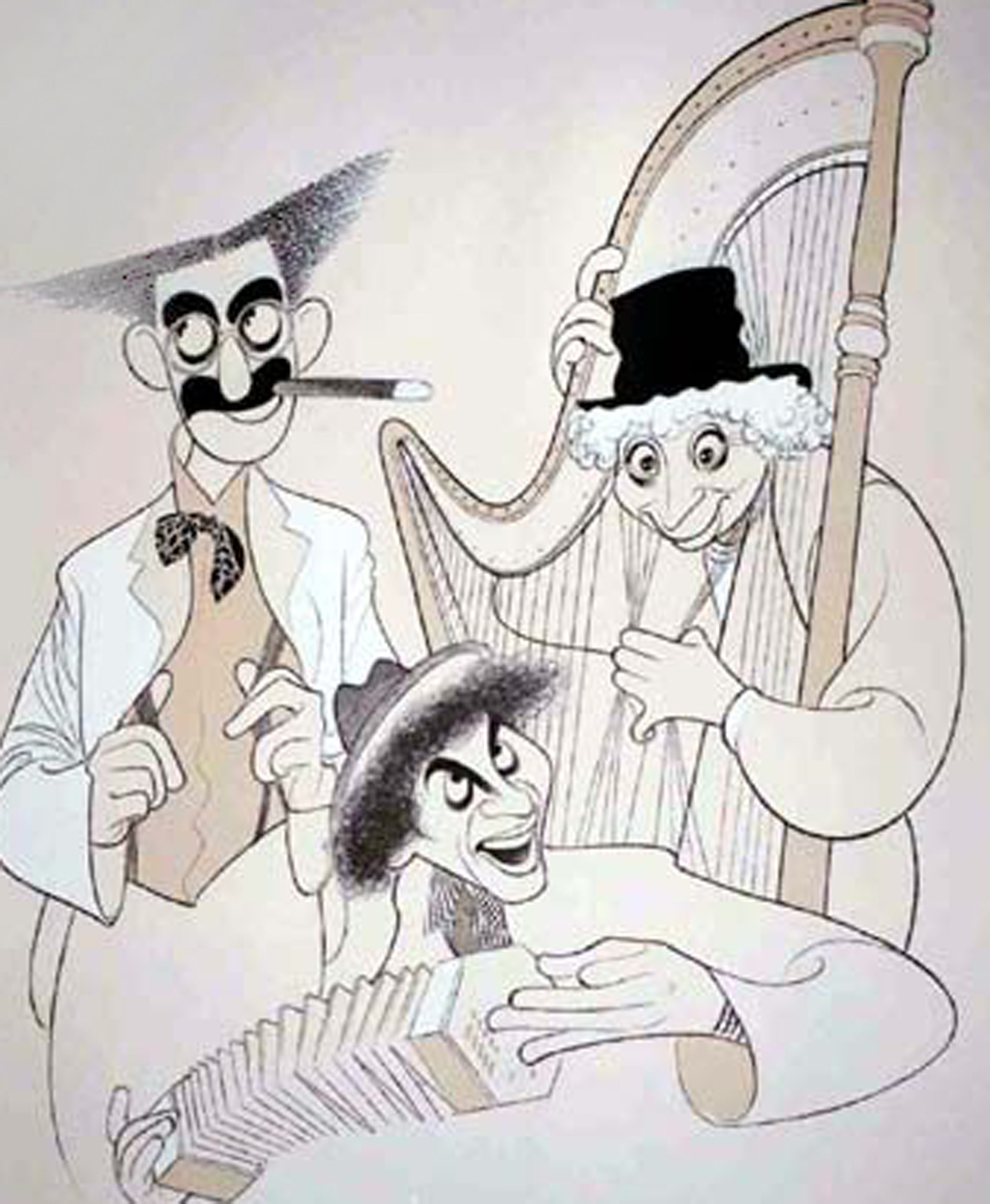 Marx Brothers 1977