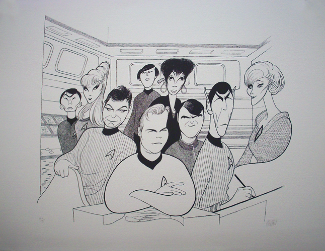 Star Trek (Original Cast) PP