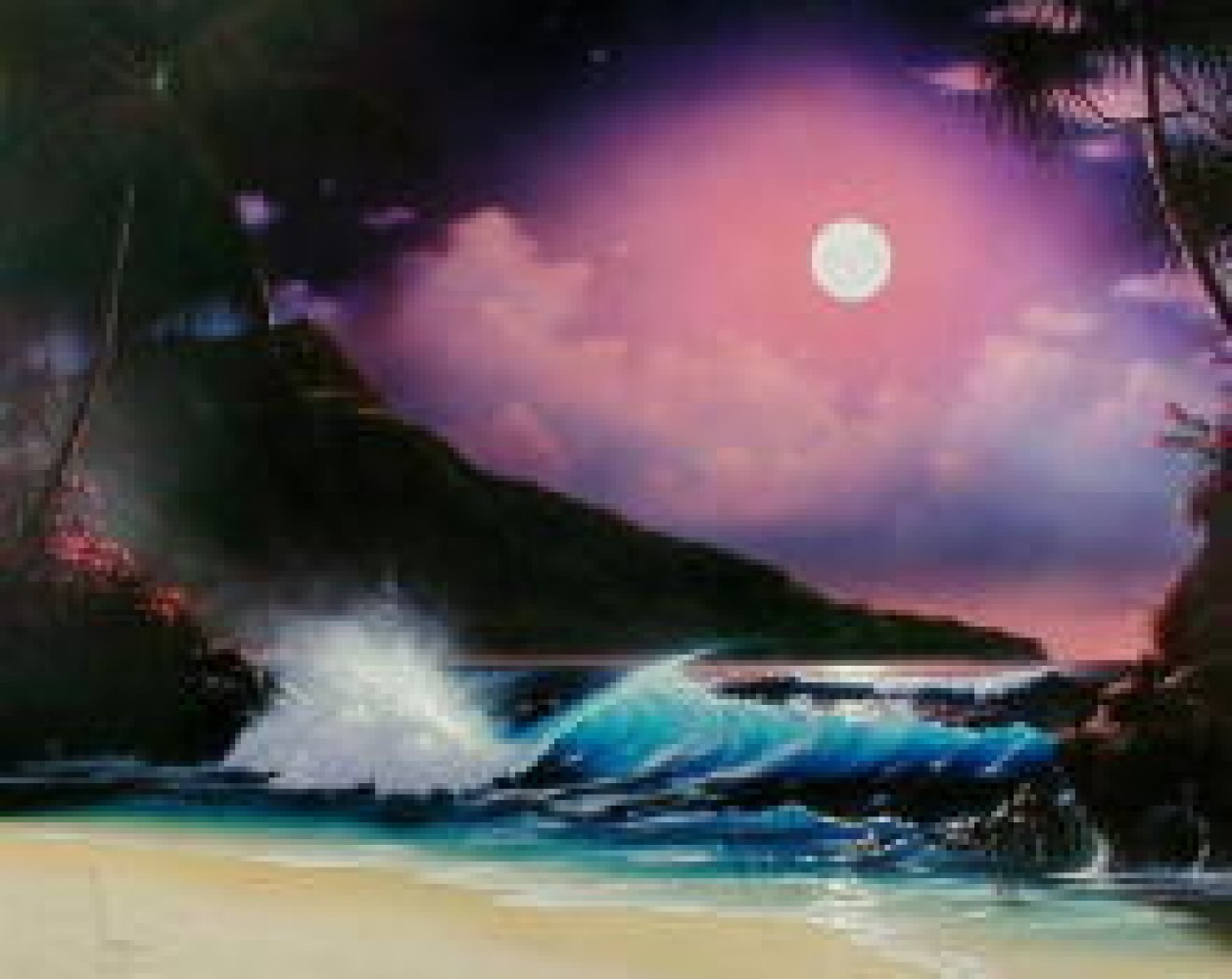 Diamond Head Dreams 2004 by John Al Hogue