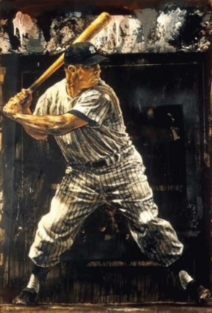 Mickey Mantle AP 2004