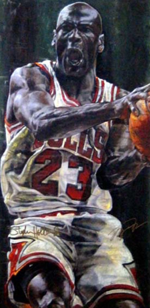 Game Time Michael Jordan HS By Jordan