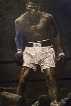 Ali The Greatest by Stephen Holland