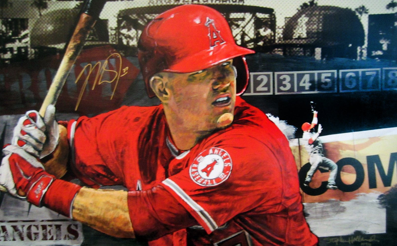 Mike Trout 2014