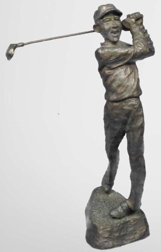 Untitled Bronze Sculpture 1989