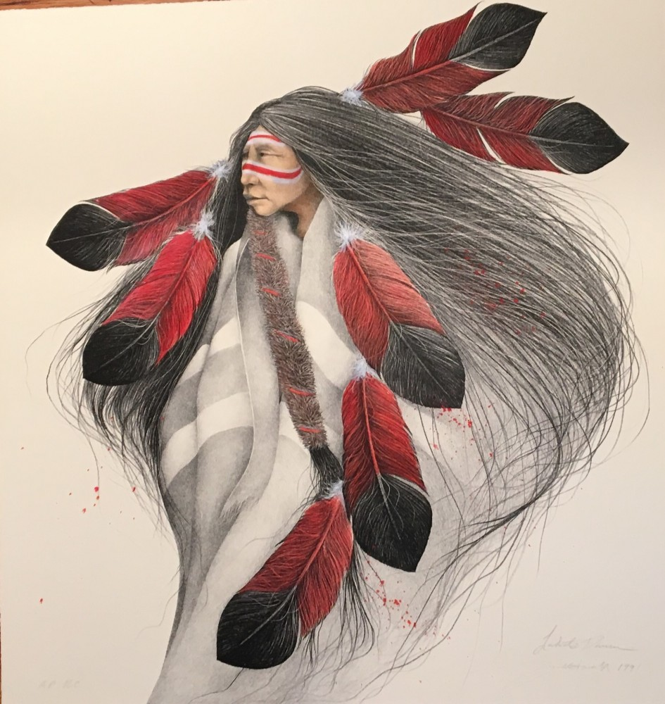 Lakota Dancer AP 1991