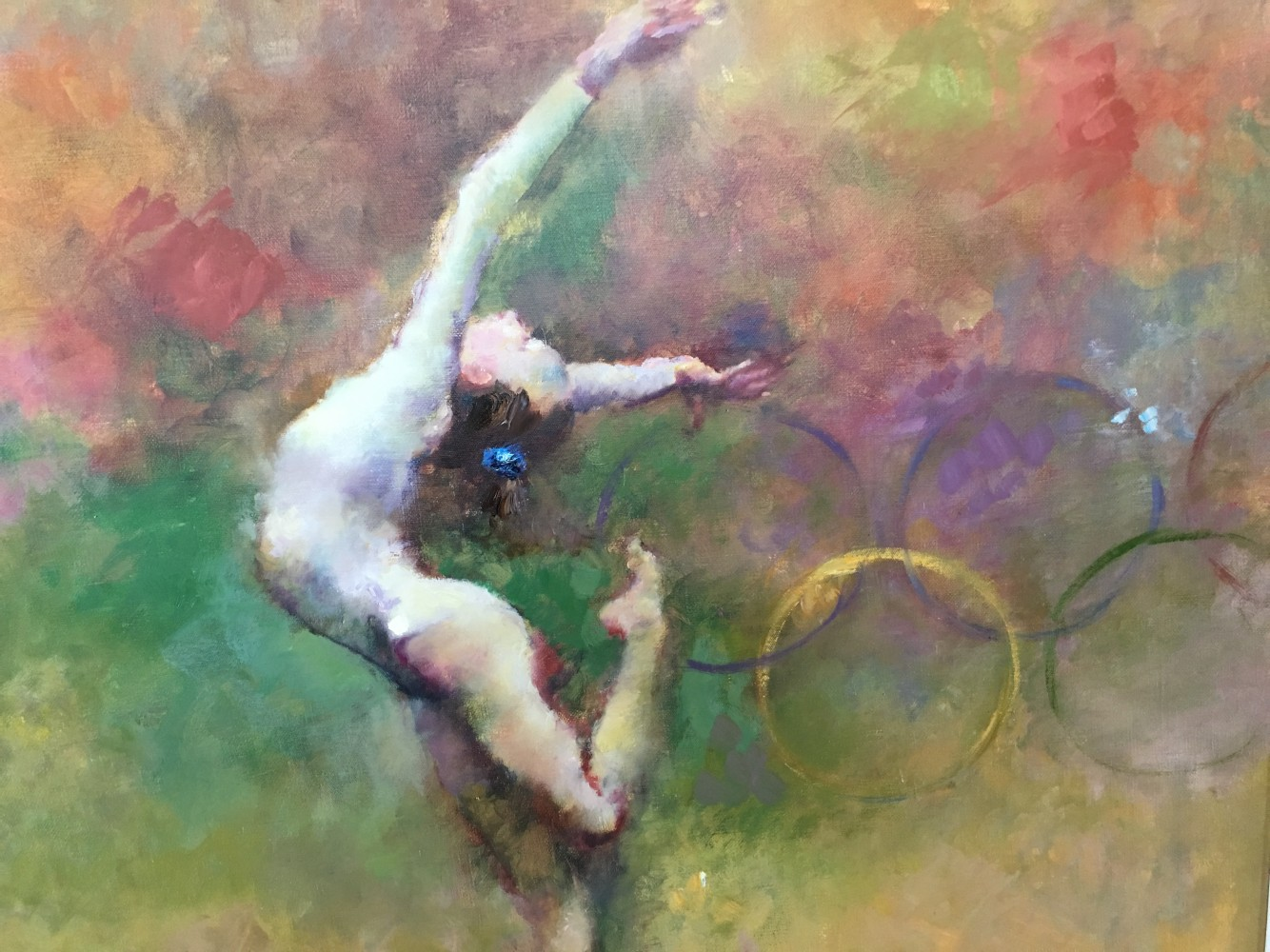 Olympic Dreams Embellished 2008