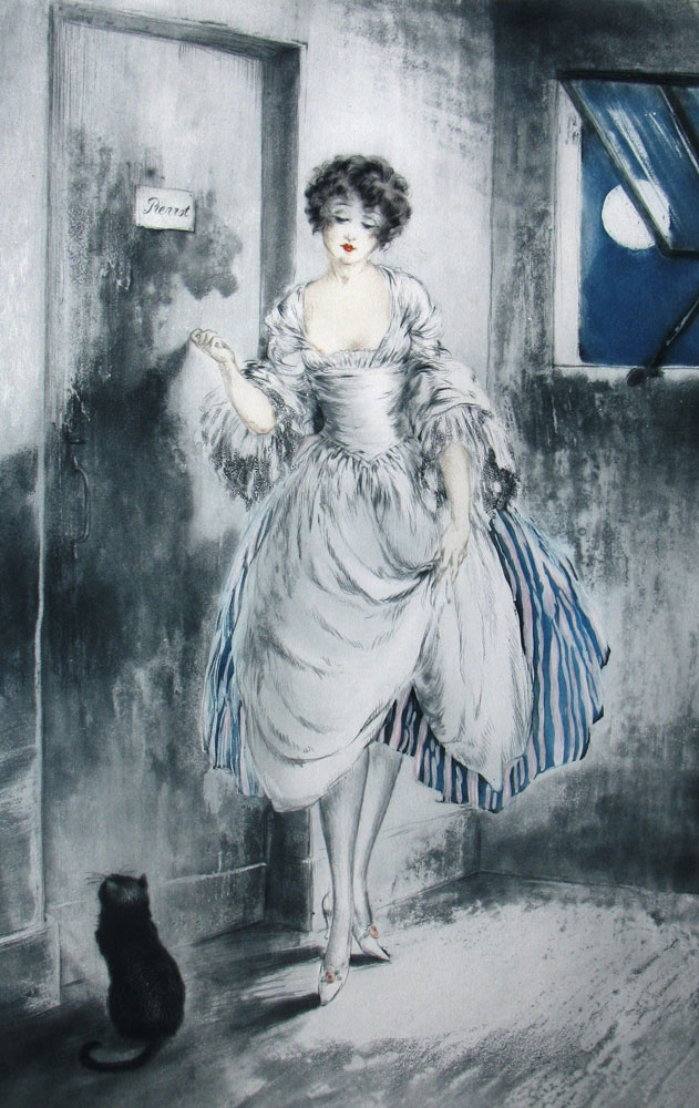 Pierrot By the Moonlight 1927