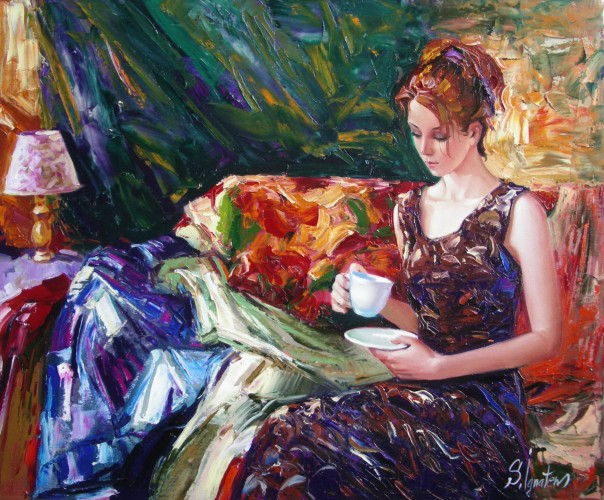 Evening Coffee 2006