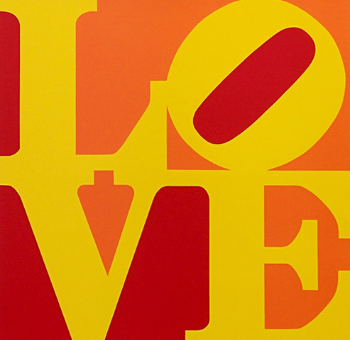 Love (Red Yellow Orange) 1996
