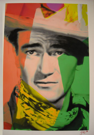 John Wayne Green Unique