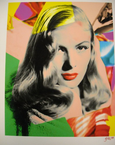 Veronica Lake Green Unique