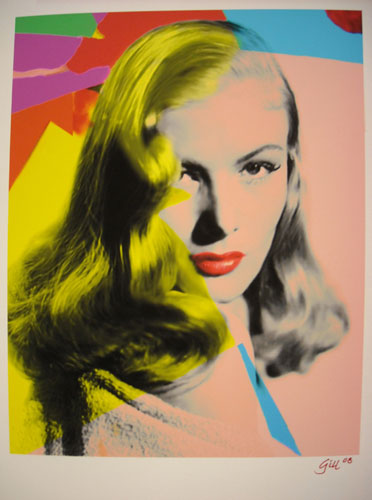 Veronica Lake Yellow Unique