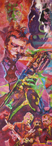 Gerry Mulligan 2009 72x26