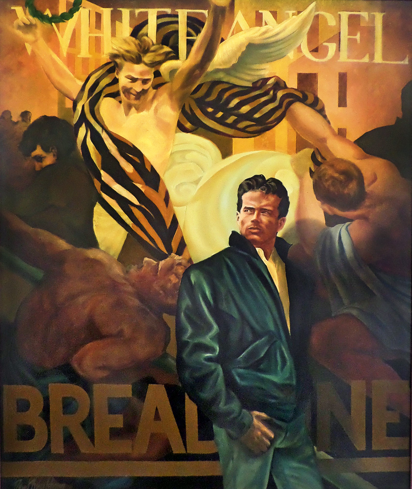 White Angel Bread Line 1990 67x55