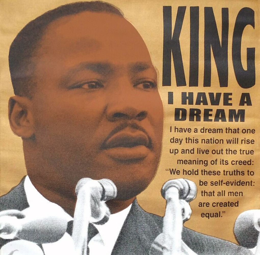 Martin Luther King Jr., I Have a Dream  AP 2005