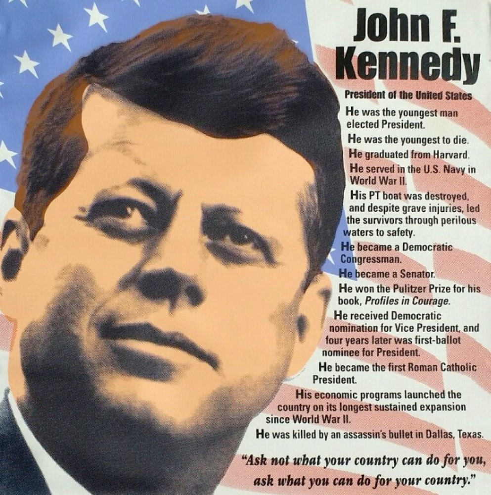 John F. Kennedy, Biography AP 2005